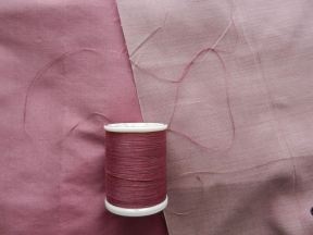 Oakshott silk and cotton