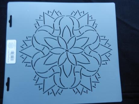 stencil sample
